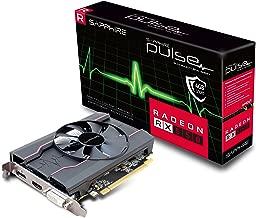 Sapphire 11268-15-20G Radeon Pulse RX 550 4GB GDDR5 HDMI / DVI-D / DP (UEFI) PCI-E Graphics Card