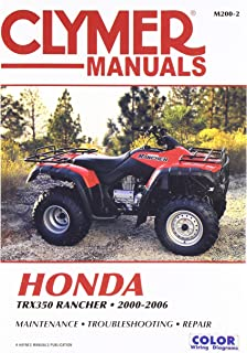 Best honda fourtrax 350 manual Reviews