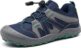 Mishansha Zapatos de Senderismo Niño Verano Zapatillas de Deporte Exteriores Cómodo
