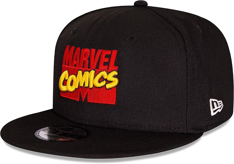 New Era Marvel Comics 9fifty Snapback Cap Entertainment Pack