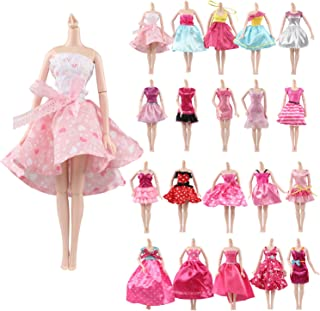 JING SHOW BUSSINESS Set of 10 HQ Handmade Dresses...