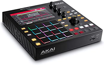 Akai Professional MPC One – Drum Machine, Sampler & MIDI Controller with Beat Pads, Synth Engines, Standalone Operation an...