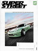 SUPER STREET Magazine August 2018 PISTACHIOFD MAZDA RX-7, BALLER HAULER AE86