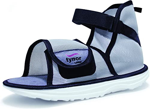 Tynor Cast Shoe Rocker Sole Protection Walking Light weight Large
