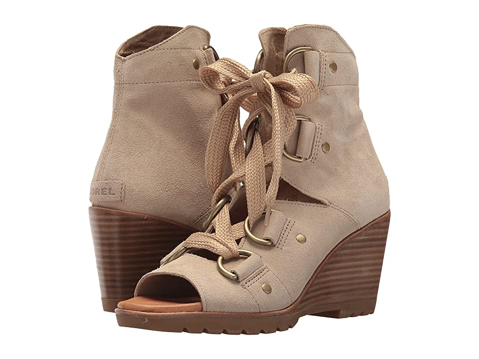 SOREL After Hours Lace-Up (Oatmeal) Women