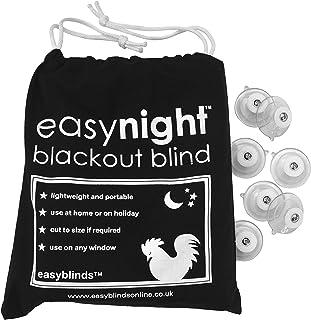 (Extra Large) - easynight portable travel blackout blind new improved (Extra Large)