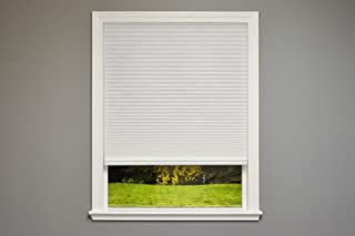 Easy Lift Select Trim-at-Home Cordless Cellular Light Filtering Fabric Shade, 36 in x 64 in, (Fits Windows 19