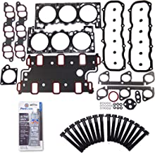 Head Gasket Set Bolt Kit Fits: 90-94 Ford Explorer Ranger Mazda B4000 4.0L OHV 12v