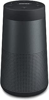 Bose 739523-2110 Soundlink Revolve Bluetooth Hoparlör, Siyah