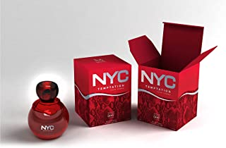 Mirage Diamond Collection NYC Temptation Eau de Parfum, 100ml