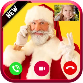 A Video Call From Santa Claus - Free Text Message - Free Fake Phone Calls ID PRO 2020 - PRANK FOR KIDS