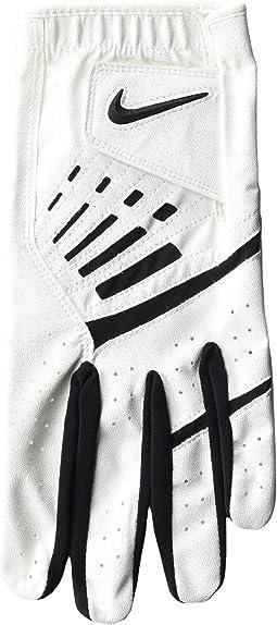 Pearl White/Black/Black