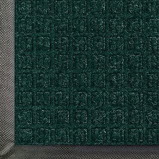 WaterHog Commercial-Grade Entrance Mat, Indoor/Outdoor Floor Mat 8' Length x 6' Width, Evergreen by M+A Matting