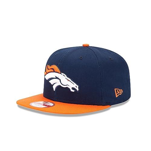NFL Denver Broncos Baycik 9Fifty Snapback Hat ea74c4b2a