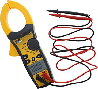 IDEAL INDUSTRIES INC. 61-773 1000 Amp AC TightSight Clamp Meter with TRMS, True RMS Current and Voltage, CATIII for 1000v, CATIV for 600v