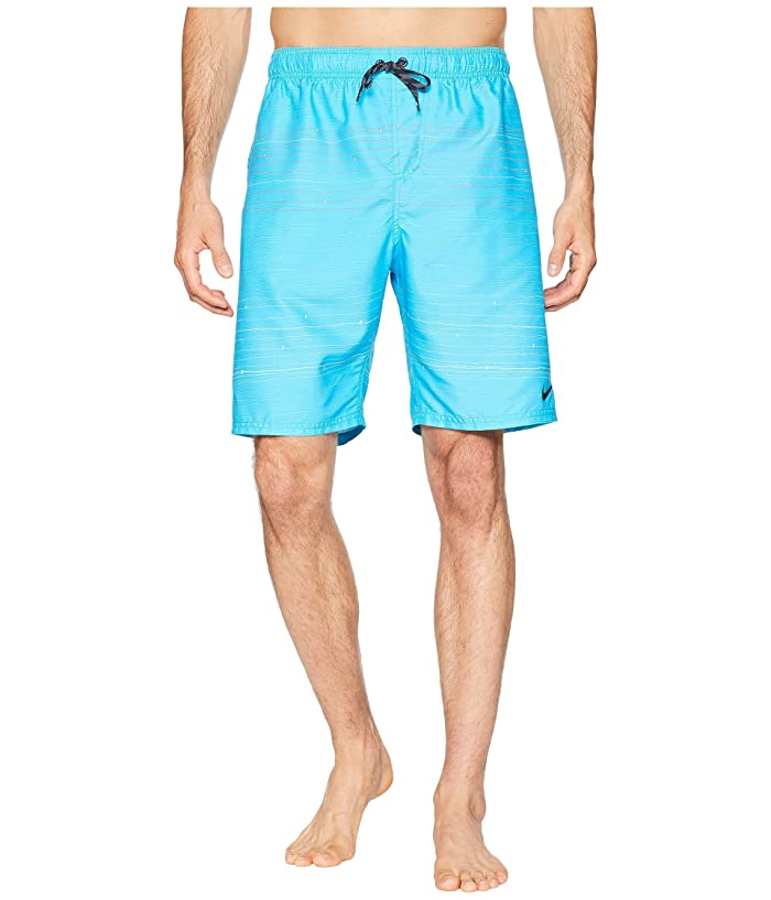 Nike 9 Volley Shorts (Light Blue Fury) Men