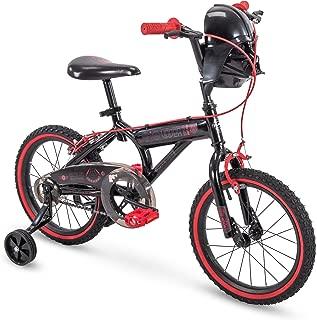 Huffy Bicycle Company Star Wars Darth Vader Boys Bike by Huffy, Black, 16 inch