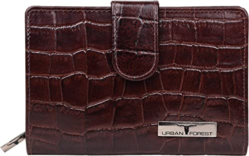 Urban Forest Arya RFID Blocking Ladies Leather Wallet product image