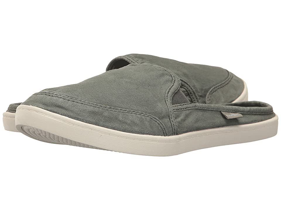 Sanuk Dree Me Cruiser (Washed Charcoal) Women