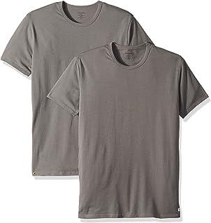 Calvin Klein Men's Cotton Stretch Crew Neck T-Shirts