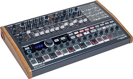 Arturia MINIBRUTE 2S | MIDI USB Desktop Analog Synthesizer