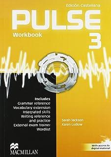 PULSE 3 Wb Pk Cast - 9780230439504