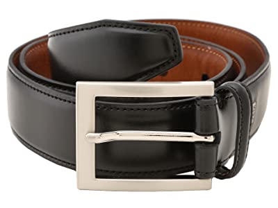 Johnston & Murphy Johnston Murphy Dress Belt (Black) Men
