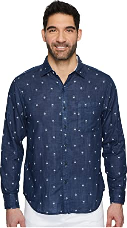 Tommy Bahama - Twin Palms Double Weave Shirt