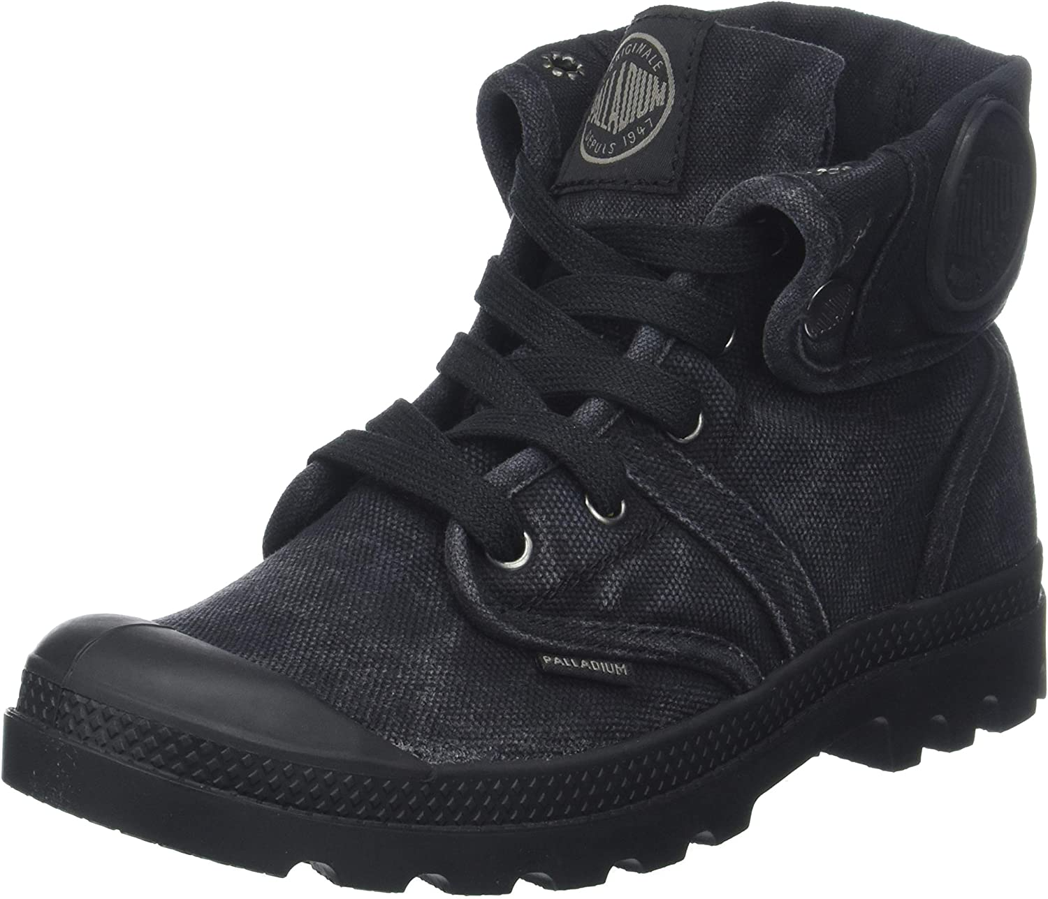 Palladium Womens Pallabrouse Baggy Canvas Trainers