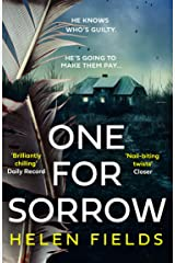 One for Sorrow: The new heart-stopping, page-turning thriller that everyone will be talking about (English Edition) Formato Kindle