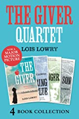 The Giver, Gathering Blue, Messenger, Son (The Giver Quartet) Kindle Edition