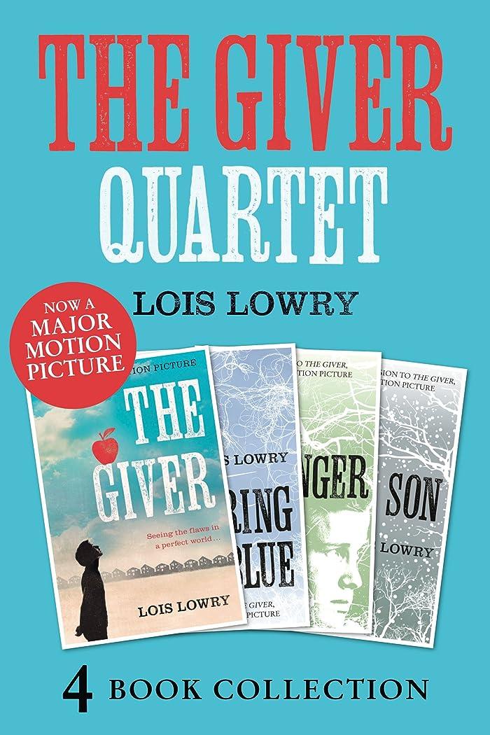 スティック割り当てラベThe Giver, Gathering Blue, Messenger, Son (The Giver Quartet) (English Edition)