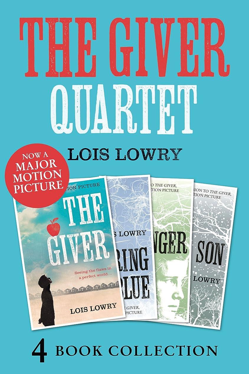 ジャズ海専門化するThe Giver, Gathering Blue, Messenger, Son (The Giver Quartet) (English Edition)