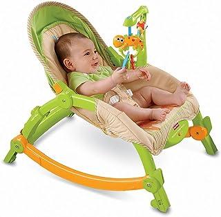 Mecedora portátil de recién nacido a niño de Fisher-Price