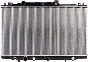 Klimoto Brand New Radiator fits Honda Accord 2003 2004 2.4L L4 DX LX EX 2797 HO3010206 433876 19010RAAA72 Cap Not Included