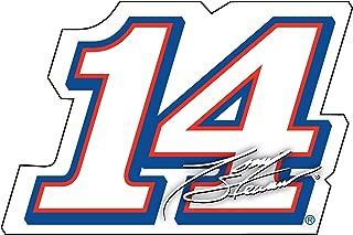 NASCAR #14 Tony Stewart Jumbo Number Decal-NASCAR Large Sticker-NEW for 2016!