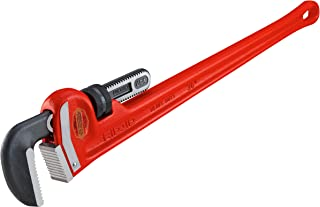 RIDGID 31035 Model 36 Heavy-Duty Straight Pipe Wrench, 36-inch Plumbing Wrench