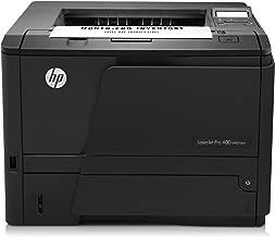 2RC0065 - HP Laserjet Pro 400 M401DNE Laser Printer - Monochrome - 1200 x 1200 dpi Print - Plain Paper Print - Desktop