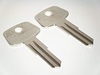 Ilco Boxlink Truck Lock Cleat Keys Cut from S01 to S20 Keys for Ford F150 F250 F350. by Ordering These Keys You are Stating You are The Owner. (S04)