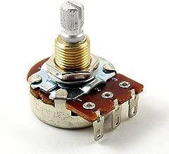 Bourns 250K Split Shaft Low Friction Audio Taper Potentiometer