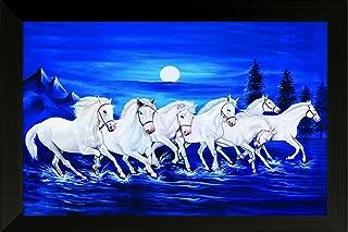Best 7 horses painting online Reviews