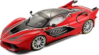 Bburago 18-16907RD Signature 1/18 Scale Diecast - 18-16907 Ferrari FXX K Supercar Red, Multicolor