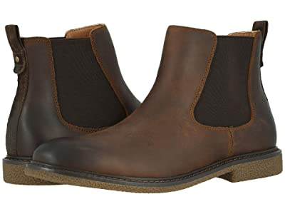 Dockers Grant (Brown Crazy Horse) Men