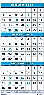 Best 2 month calendar december 2017 january 2018 Reviews