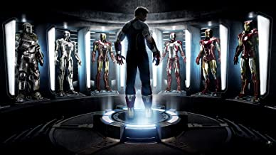 Photo posters Iron Man 3 Robert Downey Jr. Limited Movie Print 24x36#1