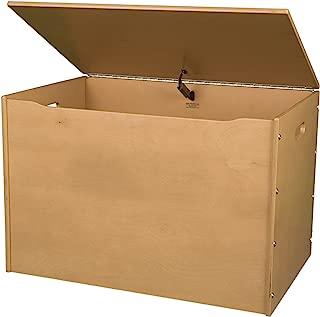 Little Colorado Big Toy Box, Honey Oak