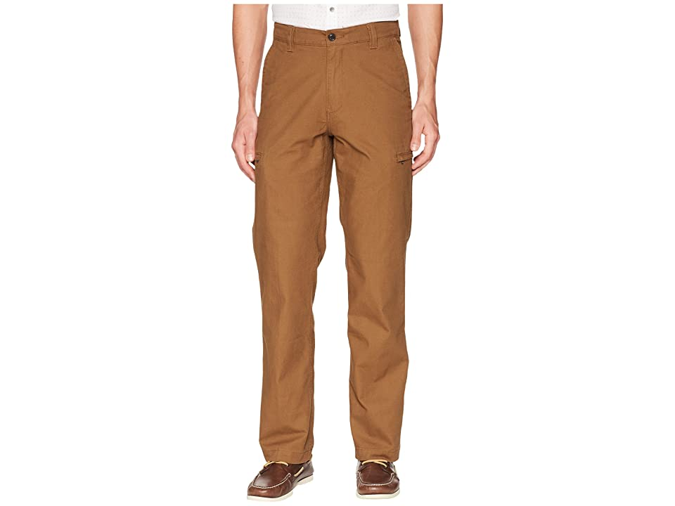 Dockers Utility D2 Straight Fit Cargo Pants (Tobacco) Men
