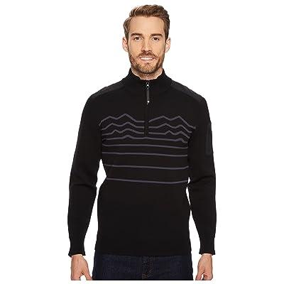 Obermeyer Tera Sweater (Black) Men