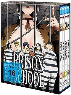Prison School - Gesamtausgabe - Blu-ray