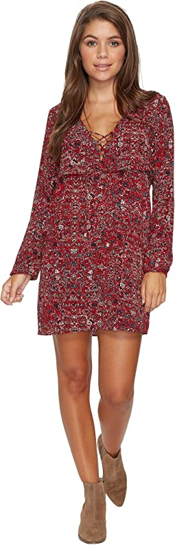 Tavik - The Upside Long Sleeve Mini Dress
